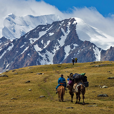 Adventures in Altai Mountains Mongolia Tour