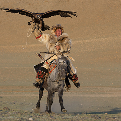 Gobi and Golden eagle festival tour mongolia