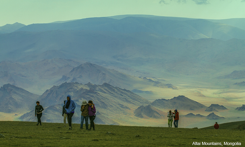 Mongolia hiking trips