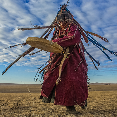 Mongolian Blue Trail to Spiritual Shaman tour