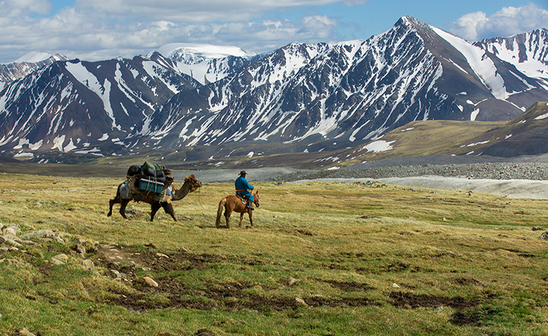 TIC 6.2 (Altai tavan bogd - National park) Round trip ... |Mongolia Highest Point