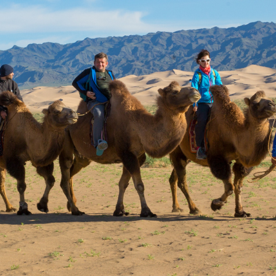 best adventures in mongolian gobi
