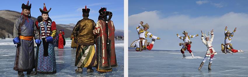 ice festival mongolia tour
