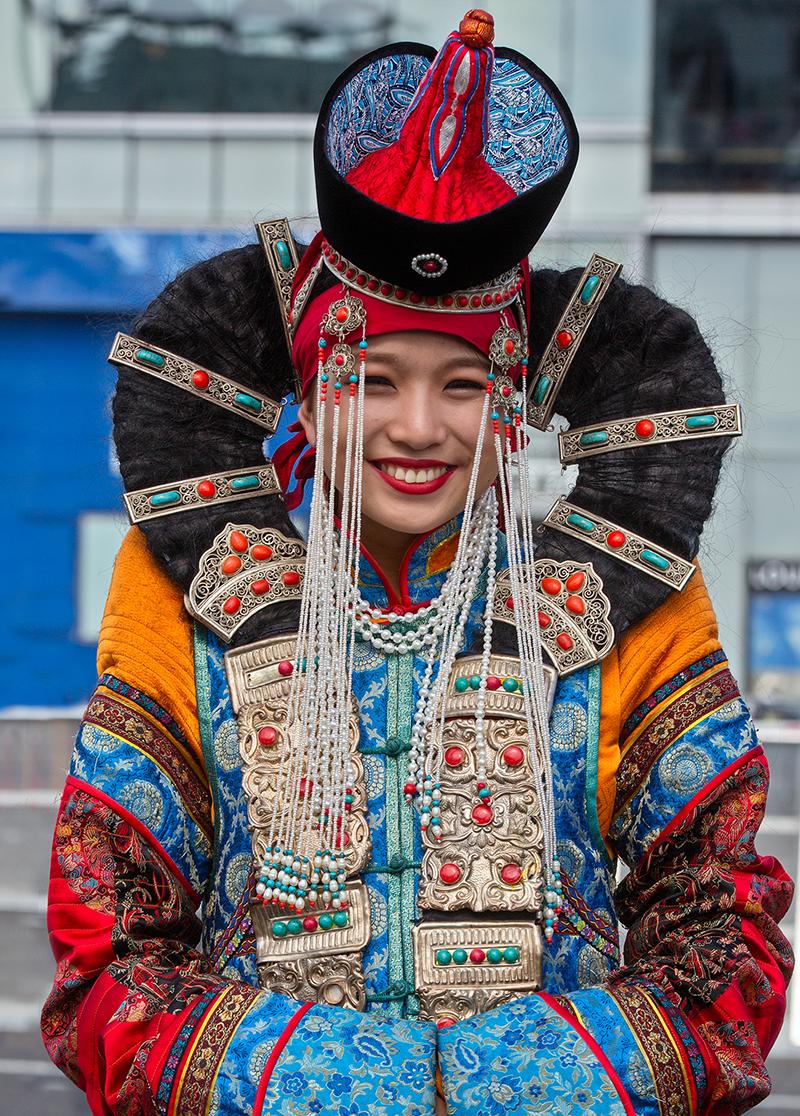 Mongolian women photos