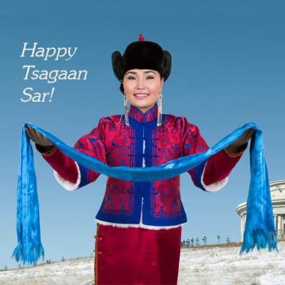 Mongolian Lunar New Year